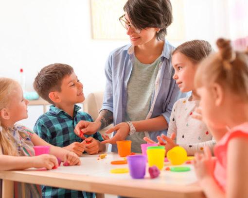 Corso di Assistente di Scuola dell'Infanzia e Asilo Nidoe Master in Coaching e Intelligenza Emotiva Infantile e Giovanile