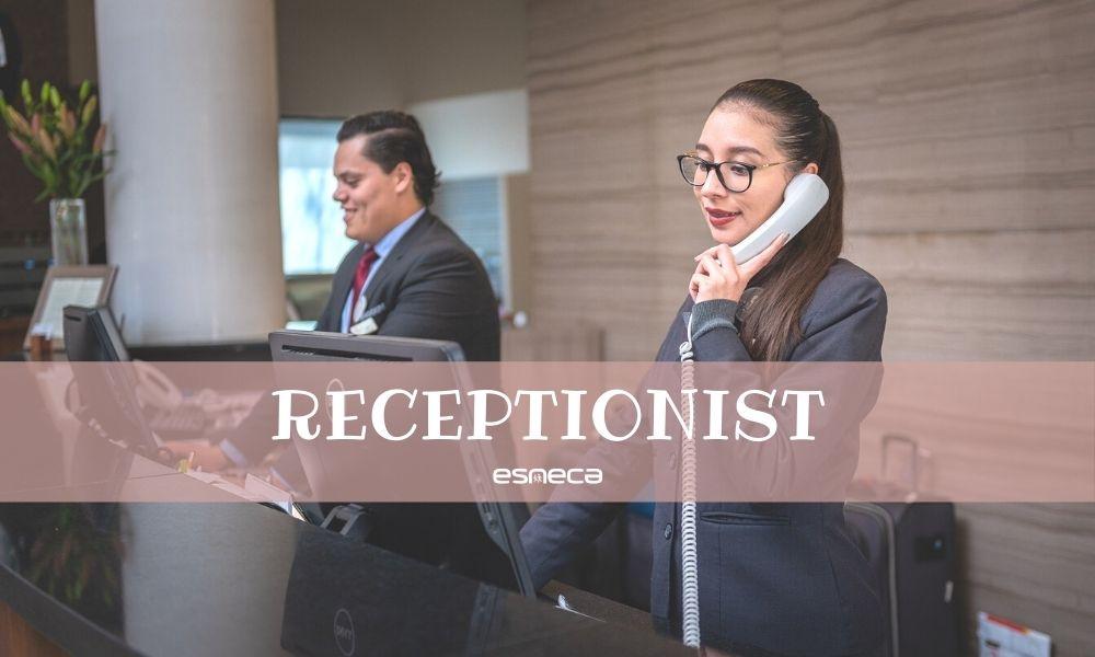 Chi è e che mansioni svolge il Receptionist?