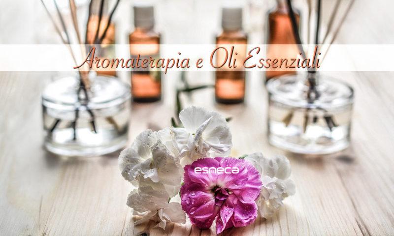 Benefici dell'Aromaterapia: proprietà e usi degli oli essenziali