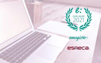 Esneca Business School premiata con il Marchio Cum Laude 2021