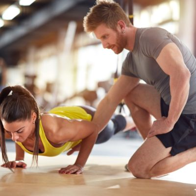 MASTER IN PERSONAL TRAINER + MASTER IN COACHING SPORTIVO