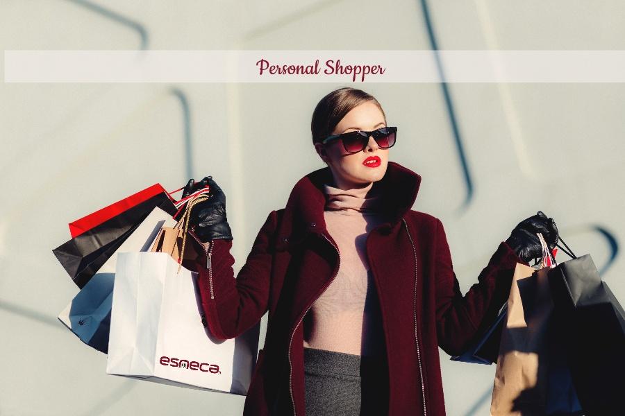 Il boom del personal shopper