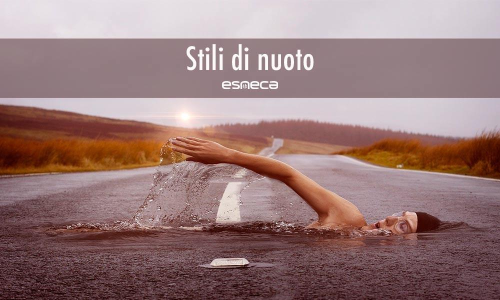 Guida agli Stili di Nuoto